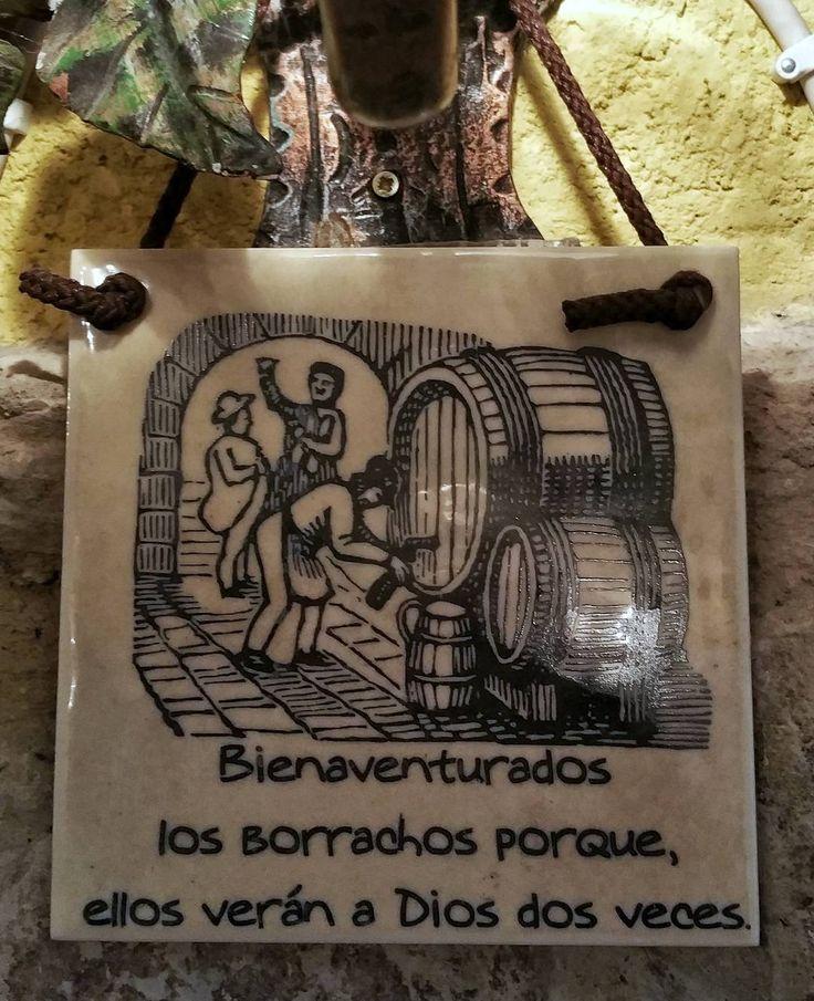 Ahora entiendo muchas cosas #Rioja #tourism #winetours #travel #wine #winelover #turismo #enoturismo #experience #winetastelovers #riojawine #gastronomía #visitSpain #vino #viaje #tapas #winetasting #instariojawine #gastronomy #instawinetours #winecountry #wineries #worldplaces #winetrip #winetravel #viajar #grapevines #winetourism #winetourist #lp