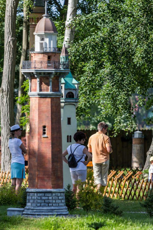 Seaside Miniature Park in Dziwnów