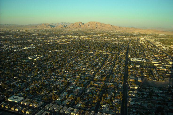 Las Vegas, Nevada - Las Vegas Suburbs photo by jdnx on Flickr