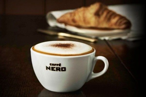 Free Caffe Nero Coffee today!
