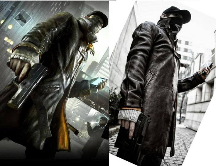 Cosplay impressionante do Aiden Pearce (Watch_Dogs) - Select Game