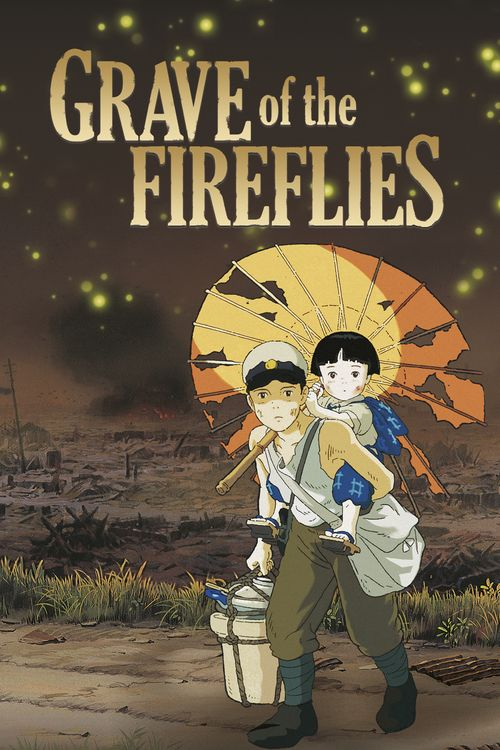 Grave of the Fireflies Full Movie Online 1988