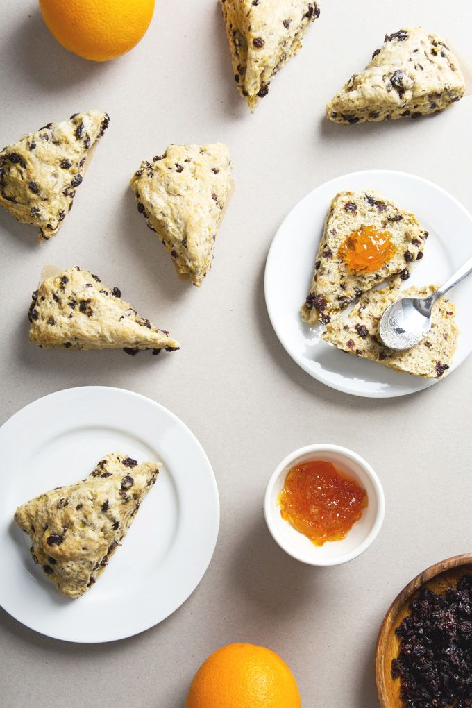 1000+ images about Scones on Pinterest | Pastries, Chocolate chips and ...