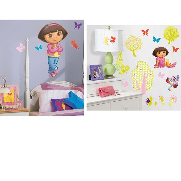 Dora The Explorer Decal Room Package #4   Wall Sticker Outlet