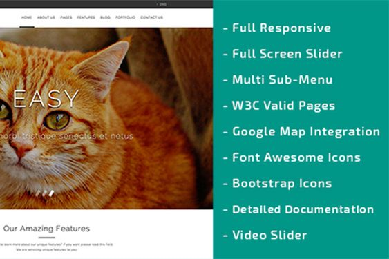 Entur HTML Template+PHP Contact Form
