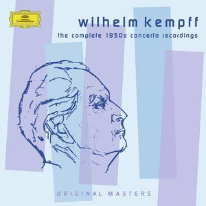 KEMPFF The 1950s Concerto Recordings - Deutsche Grammophon