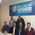 Anses y el IPV avanzan en la construcción de 200 viviendas para Catamarca