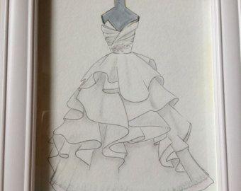 dress drawing - Google Search
