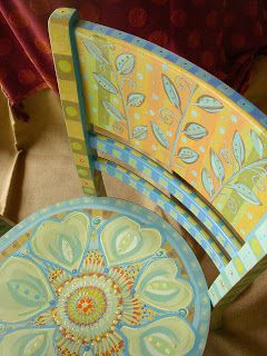 17 Best Images About Whimsical Painted Furniture On