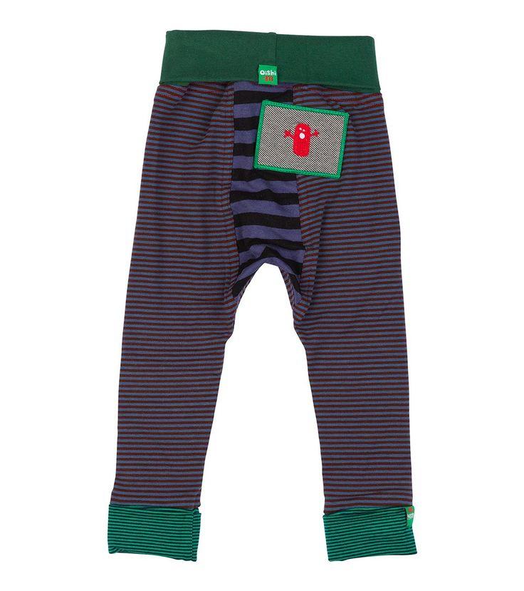 Micky P Legging, Oishi-m Clothing for kids, Autumn 2016, www.oishi-m.com