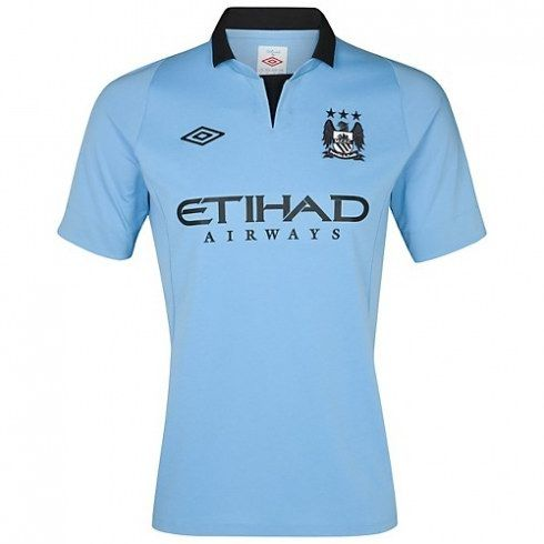 Manchester City 2012/13 Camiseta fútbol [520] - €16.87 : Camisetas de
