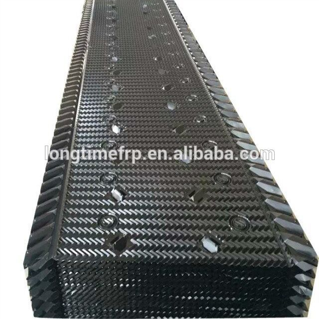 915mm 1220mm Width Pvc Cooling Tower Fill Cooling Tower Filling