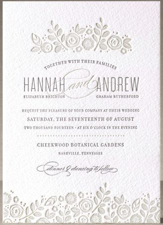 313 best Wedding Invitations \ Stationery images on Pinterest - fresh invitation cards for new shop opening