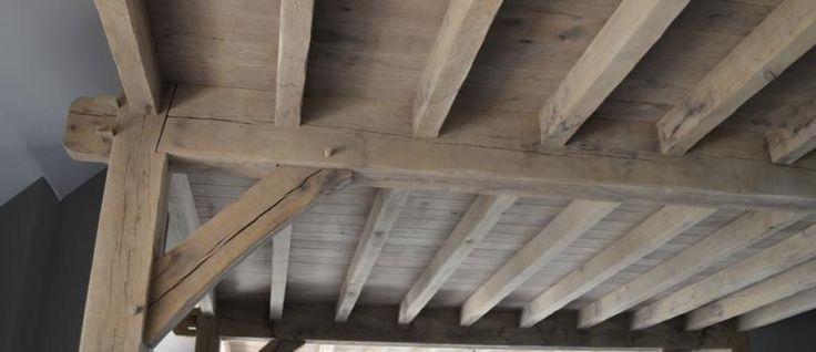 Plafond Ideeen Woonkamer : Meer dan 1000 ideeën over Houten Plafonds ...