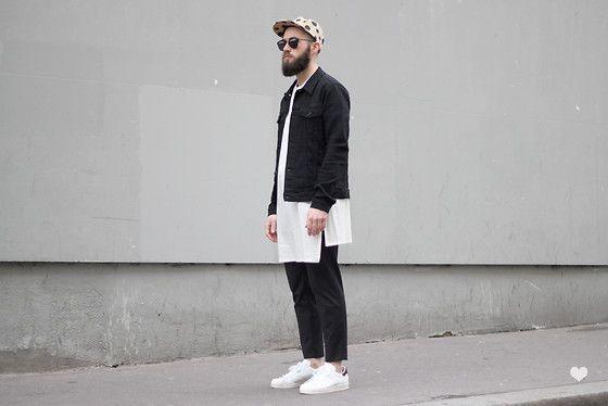 More looks by J'aime tout chez toi MEN: http://lb.nu/jaimetoutcheztoim  #minimal #blackandwhite #minimalist #menswear