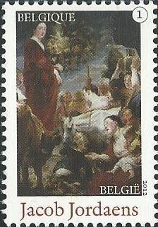 belgian stamps Olympic Games - London 2012. - Hulde aan Ceres