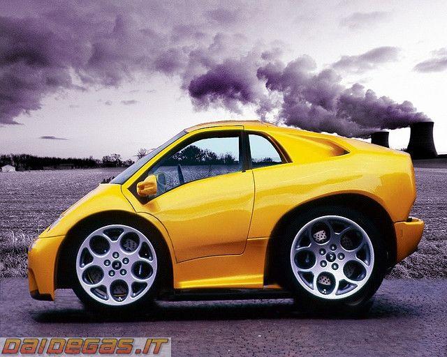 Mini Lamborghini Diablo GT, http://www.daidegasforum.com/forum/foto-video-4-ruote/503294-mini-car-macchinine-3.html