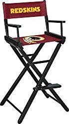 Imperial Officially Licensed NFL Merchandise: Directors Chair (Tall, Bar Height), Washington Redskins