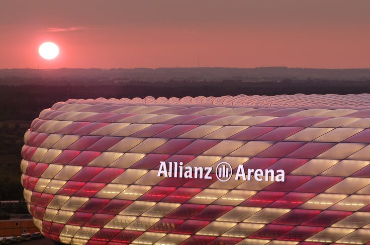 Are you interested in guided tour at one of the finest stadium in the world? Visit Allianz Arena, one of the finest stadium and home of the FC Bayern München and TSV 1860 München soccer teams. This stadium also has a gift shop where you can buy merchandise of home teams.  #Munich #Soccer #Travel