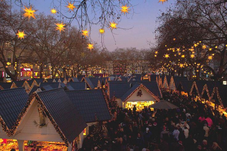Markt der Engel in Köln / Angel's Christmas Market in #Cologne ©CityProjekt Veranstaltungs-GmbH