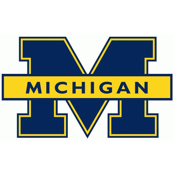 Image Detail for - Logo Michigan Wolverines 575x575
