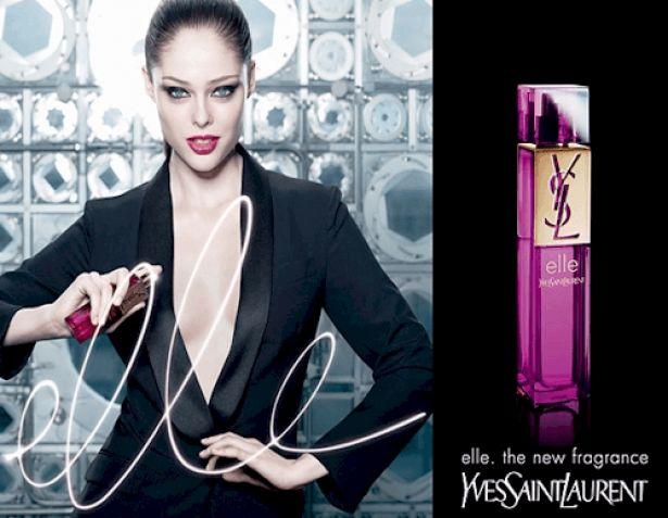 Muzyka z reklamy perfum Yves Saint Laurent Elle