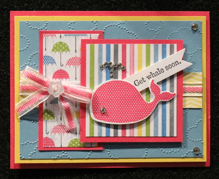 Ordinary Card Making Ideas Scrapbooking Part - 2: I Love This Card!