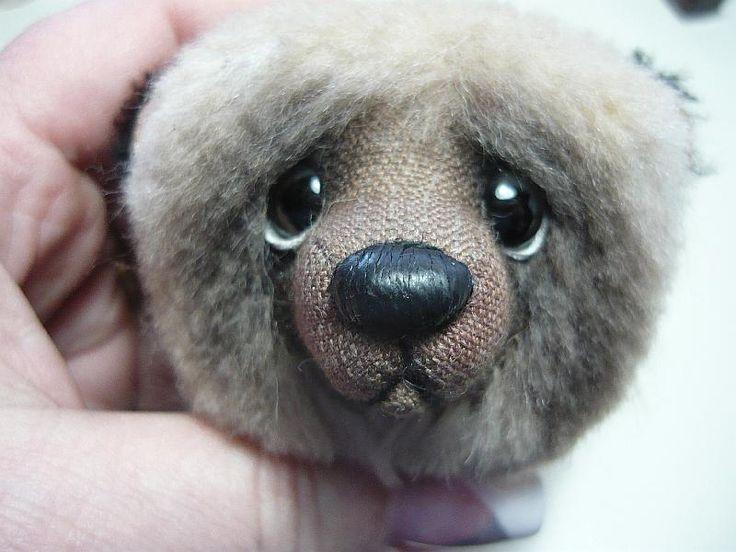 Teddy Bears Tutorials: Waxing noses