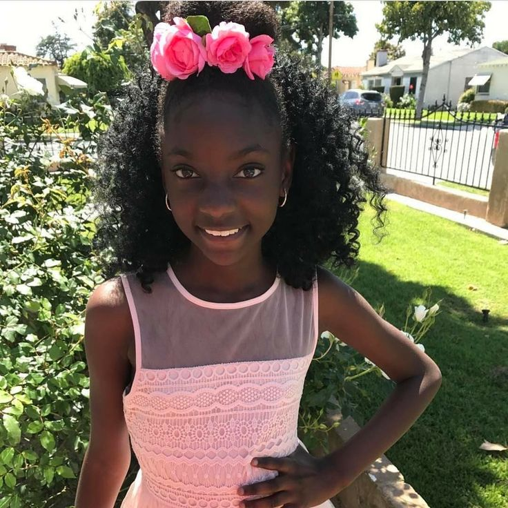 The 25 best natural kids hairstyles ideas on pinterest black she is so beautiful natural kids hairstyleskid urmus Images