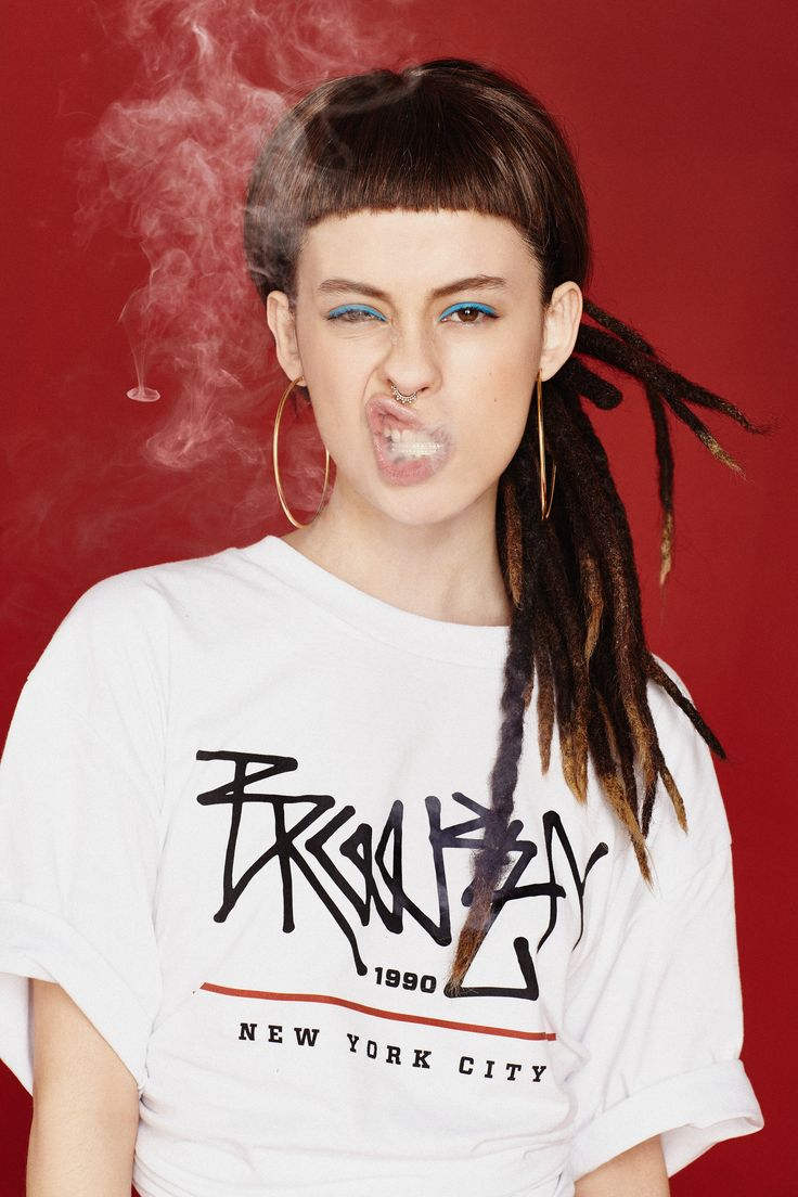 #brooklyn #smoke #dreadlock #newyork #attitude #streetfashion #brazilianbrand #hiphop #street #style #stayinsanis