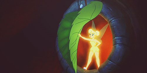 Tinkerbell- the most  popular of all fairies!