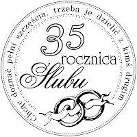 .35 rocznica ślubu