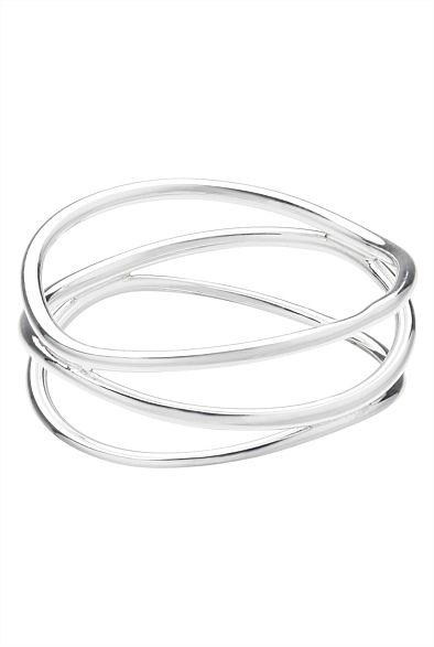 Fine Cluster Ring