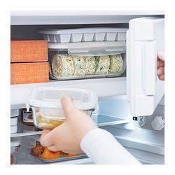 IKEA - SVALKAS, Réfrig intégré av compart congél, Garantie 5 ans gratuite. Détails des conditions disponibles en magasin ou sur internet.3 clayettes anti-débordement amovibles en verre trempé, pour un aménagement aisé de l'espace.Porte avec 1 compartiment et 2 séparateurs pour organiser l'espace et maintenir les bouteilles en place.Les compartiments de la porte et les bacs à légumes transparents vous permettent de bien voir le contenu.Parois lisses ainsi que des balconnets ...
