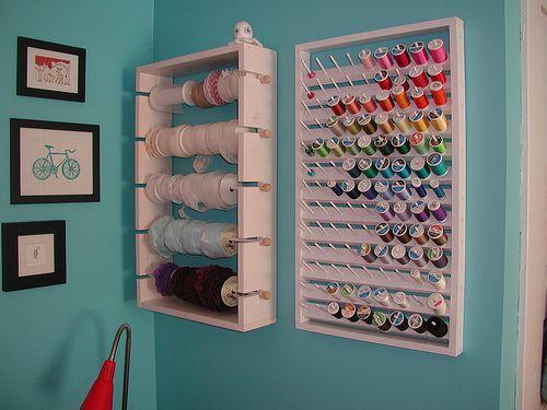 organized thread-- love that.