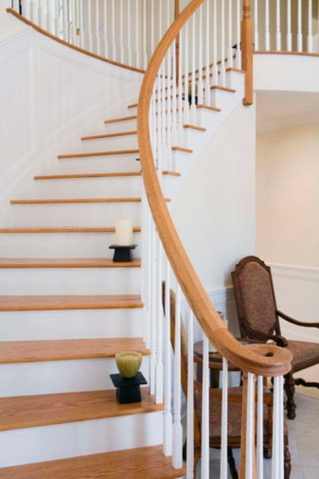 Best How To Finish Oak Stair Treads Oak Stairs Interior 400 x 300