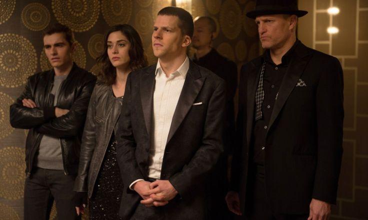 Nuevo trailer de Los Ilusionistas 2, El Segundo acto está por comenzar! #cine #trailer