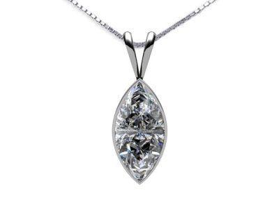 07-01912 Diamond Pendant Image - 04