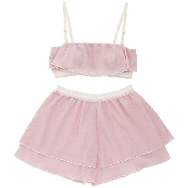 ヴィンテージガーリーで大人かわいいフリンジブーツ ❤ liked on Polyvore featuring intimates, underwear, dresses, lingerie and tops