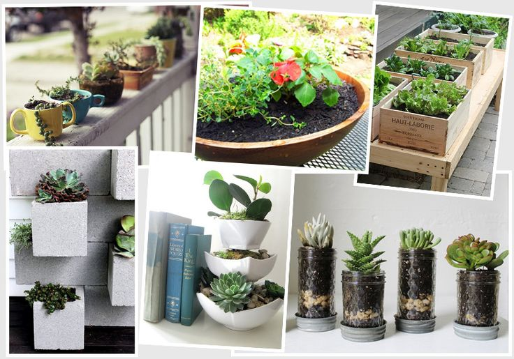 48 Best Images About Upcycled Flower Pot Ideas On