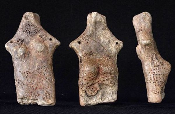 Best images about neolithic figurines arched back and