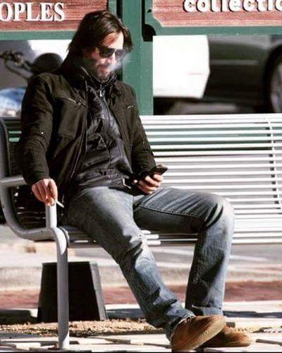 #Constantine Keanu Reeves(John)