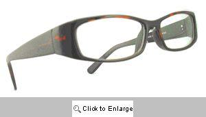 Blackfriar Recangular Clear Lens Glasses - 130