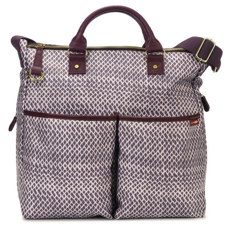 Skip Hop Plum Sketch Duo Spec Edition Diaper Bag | Shop Online