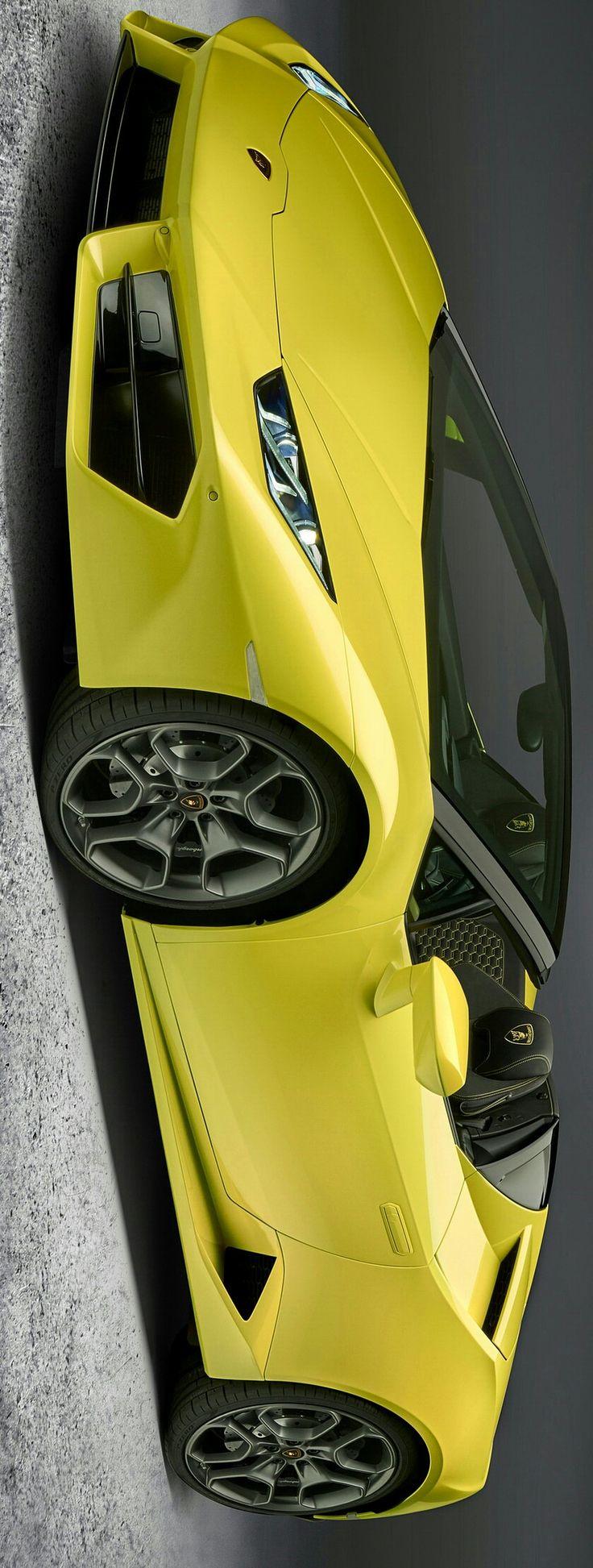 2017 Lamborghini Huracan Spyder RWD by Levon