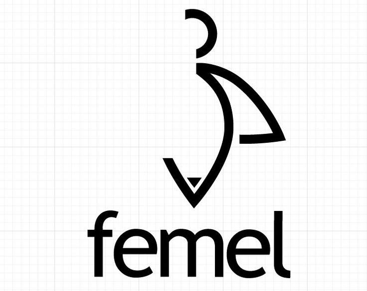 Logo campaña de Miel  FEMEL