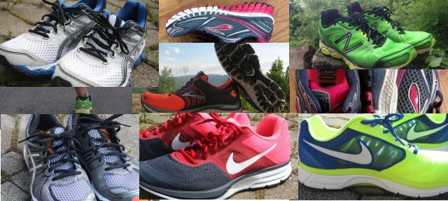 Check out the latest round up of the top cushioning running shoes of 2013 from the Running Shoes Guru team.