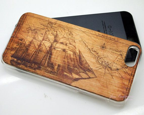 iPhone 5 Fall Holz Iphone 5 Case Iphone 5 Abdeckung von DIYwares, $11.99