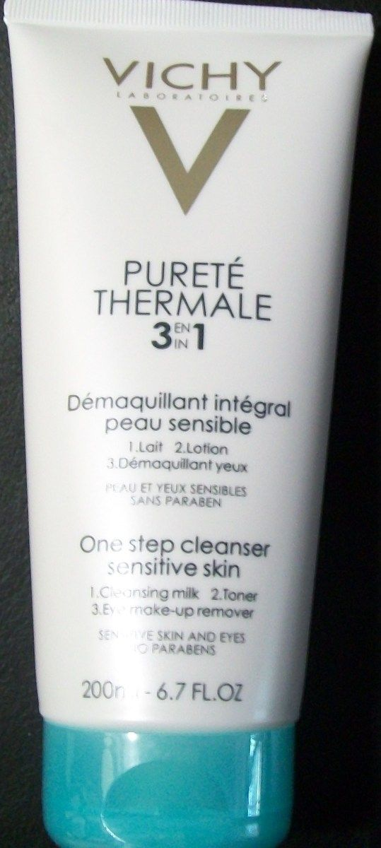 VICHY PURETE THERMALE 3 IN 1 CLEANSER
