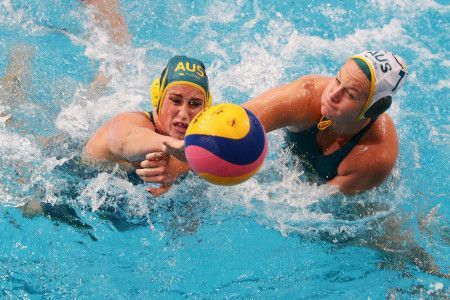 Australian Olympic Water Polo Team Training Session | AUS Team | Rio 2016